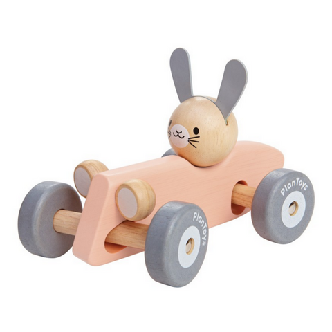 Bunny Racing Car 1yr+
