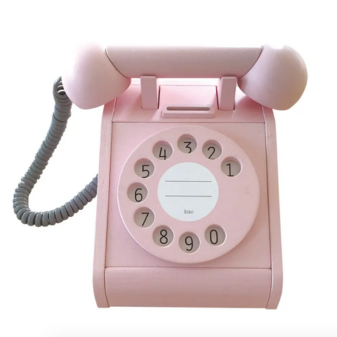 Pink Play Phone