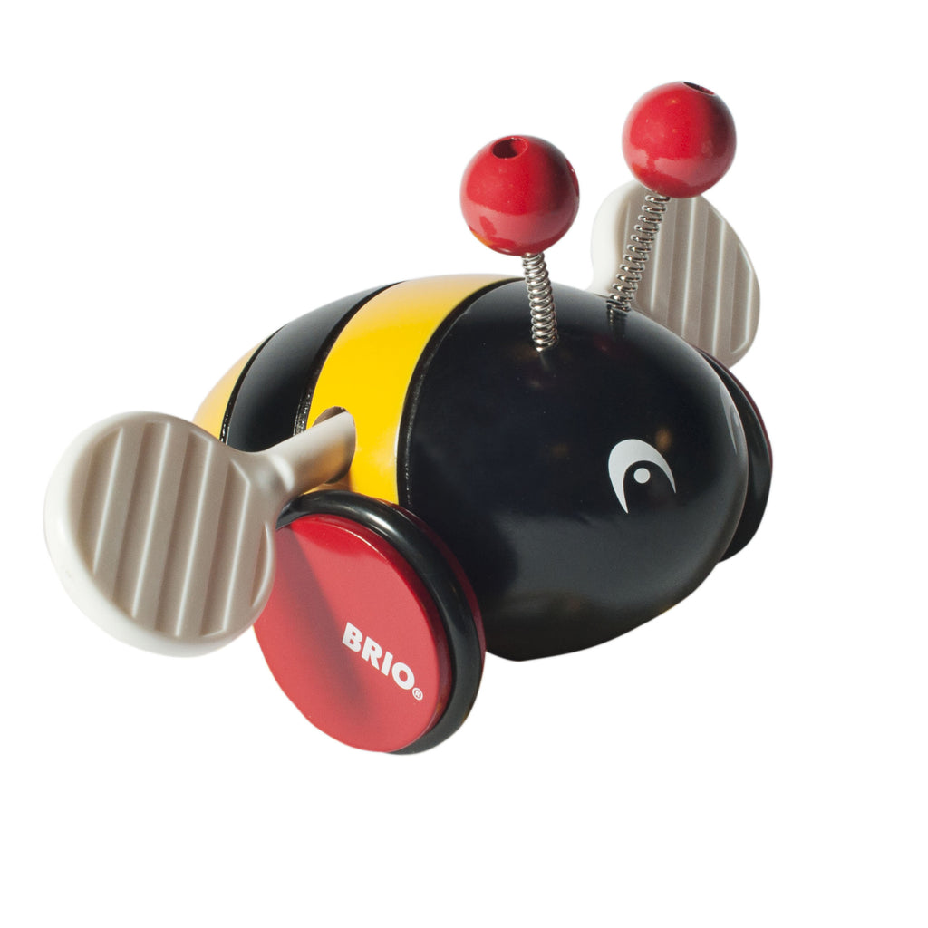 Bumble Bee Pull Along Toy