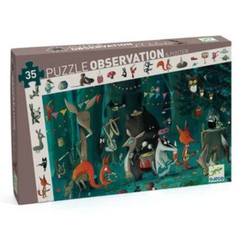Observation The Orchestra Puzzle-35pcs 4+yrs