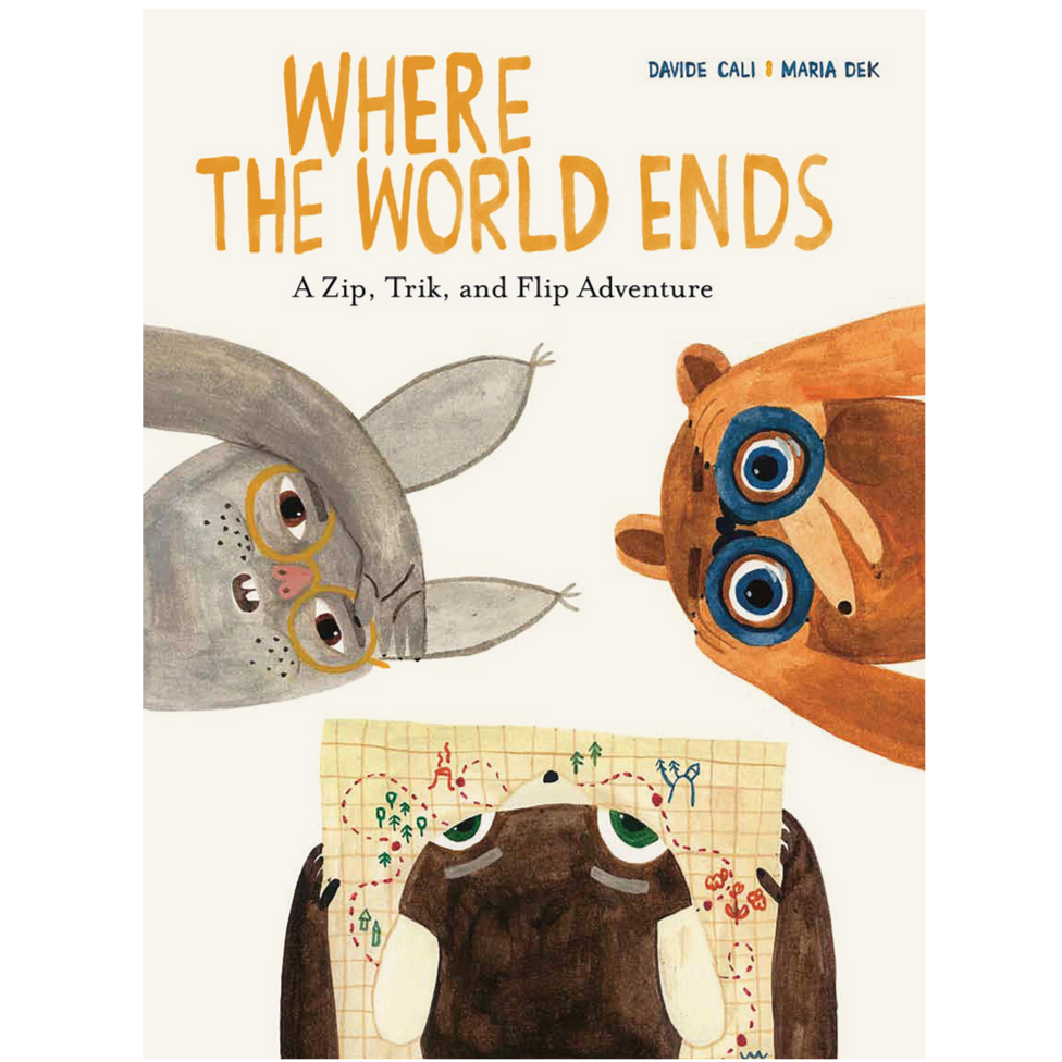 Where the World Ends (4-8 yrs)