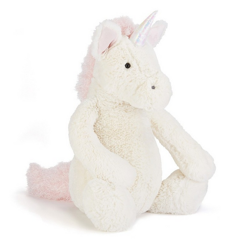 Jellcat Bashful Unicorn- Large