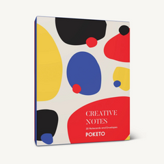 Creative Notes: 20 Notecards and Envelopes -Blank