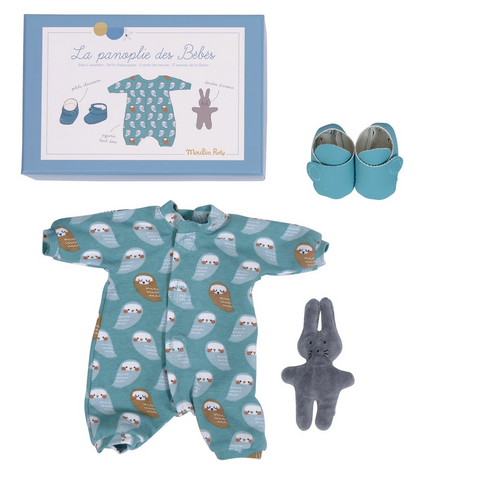 Les Bebes Baby Clothes Set