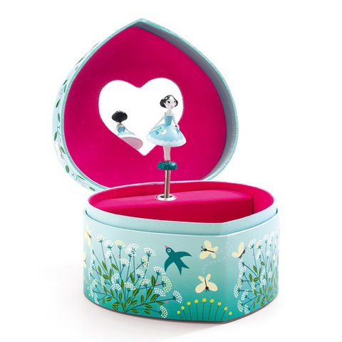 Budding Dancer Music Box