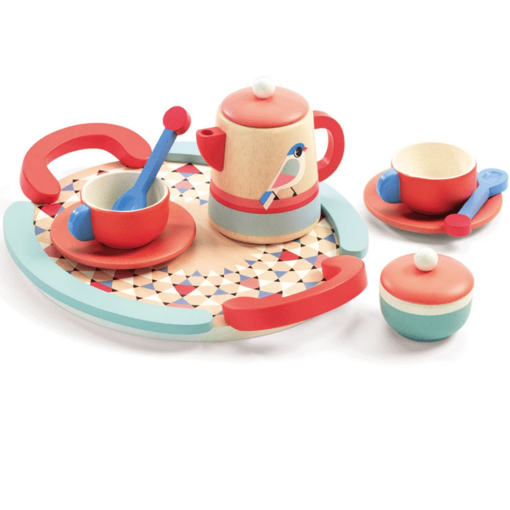 Tea Time Tea Set