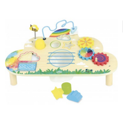 Rainbow Activity Table
