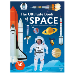 The Ultimate Book of Space (4-8yrs)