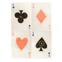 Magic Aces Napkins (pk16)