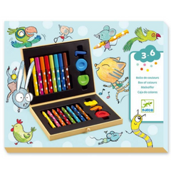 Box of Colors for Toddlers 3-6yrs+