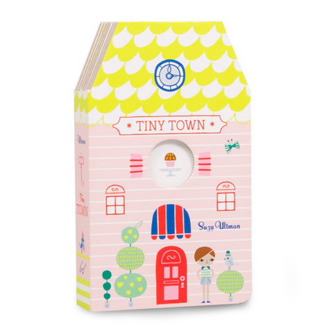Tiny Town -Suzy Ultman (0-3yrs)