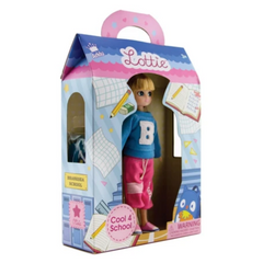 Lottie Doll: Cool 4 School