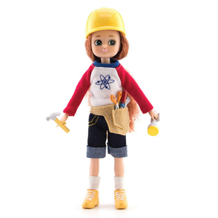 Lottie Doll: Young Inventor