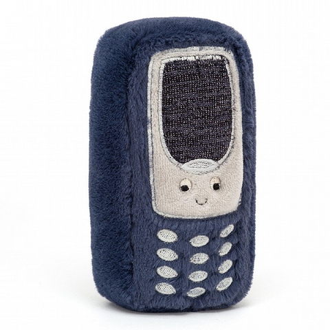 Jellycat Wiggedy Phone-With Sound!
