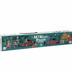 My River Puzzle -54 pcs-long 5-8yrs