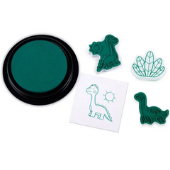 Janod Dinosaur Stamp Kit