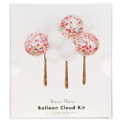 Rainbow Balloon Cloud Kit