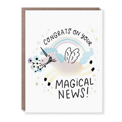MAGICAL NEWS-Baby