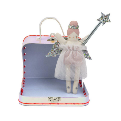 Evie Mini Suitcase Doll
