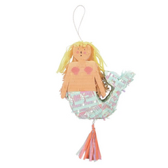 Mermaid Piñata Favor