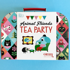 Animal Tin Tea Set - Ingela P Arrhenius -3yrs+