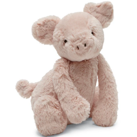 Jellycat Bashful Piggy: Small or Medium