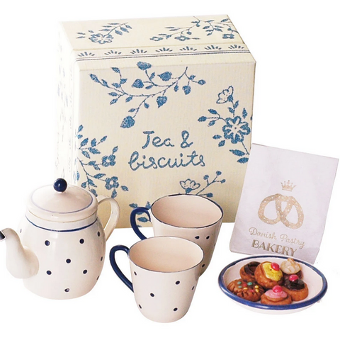 Tea & Biscuits For Two