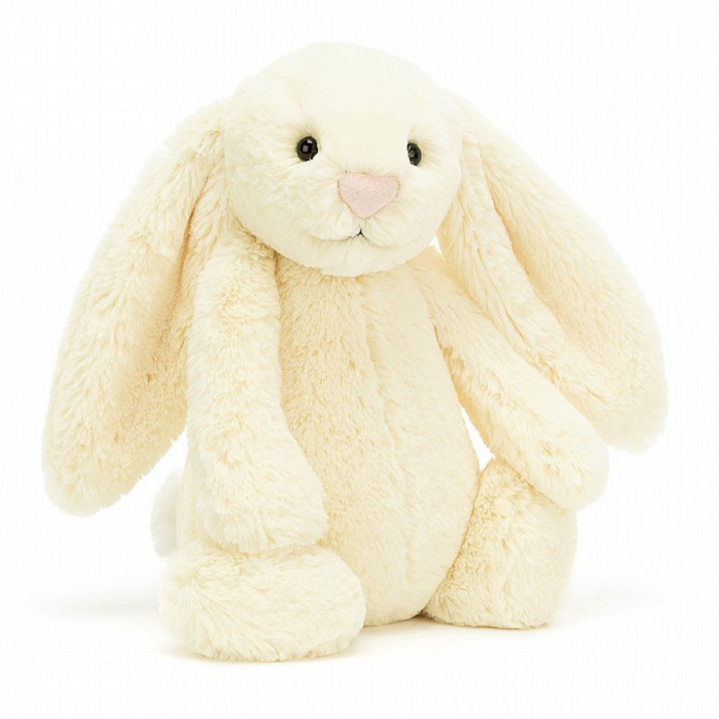 Jellycat Medium Bashful Buttermilk Bunny