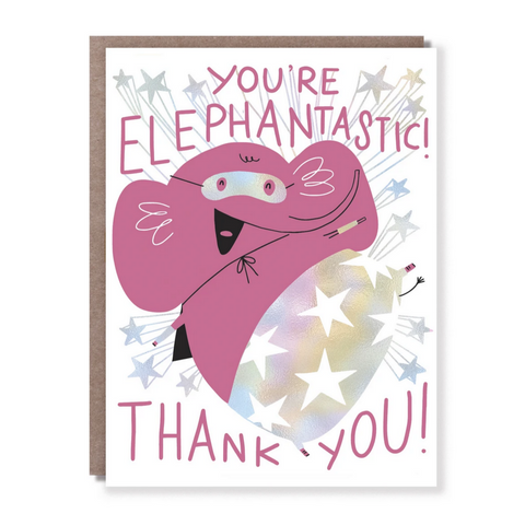 ELEPHANTASTIC-Thank You