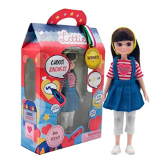 Lottie Doll: Be Kind