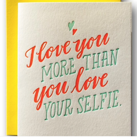 Love Your Selfie -Love