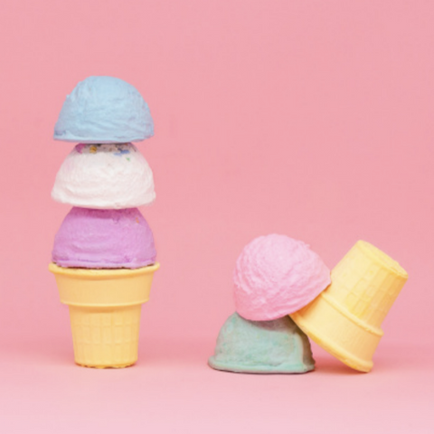 Ice Cream Chalk 3-6yrs