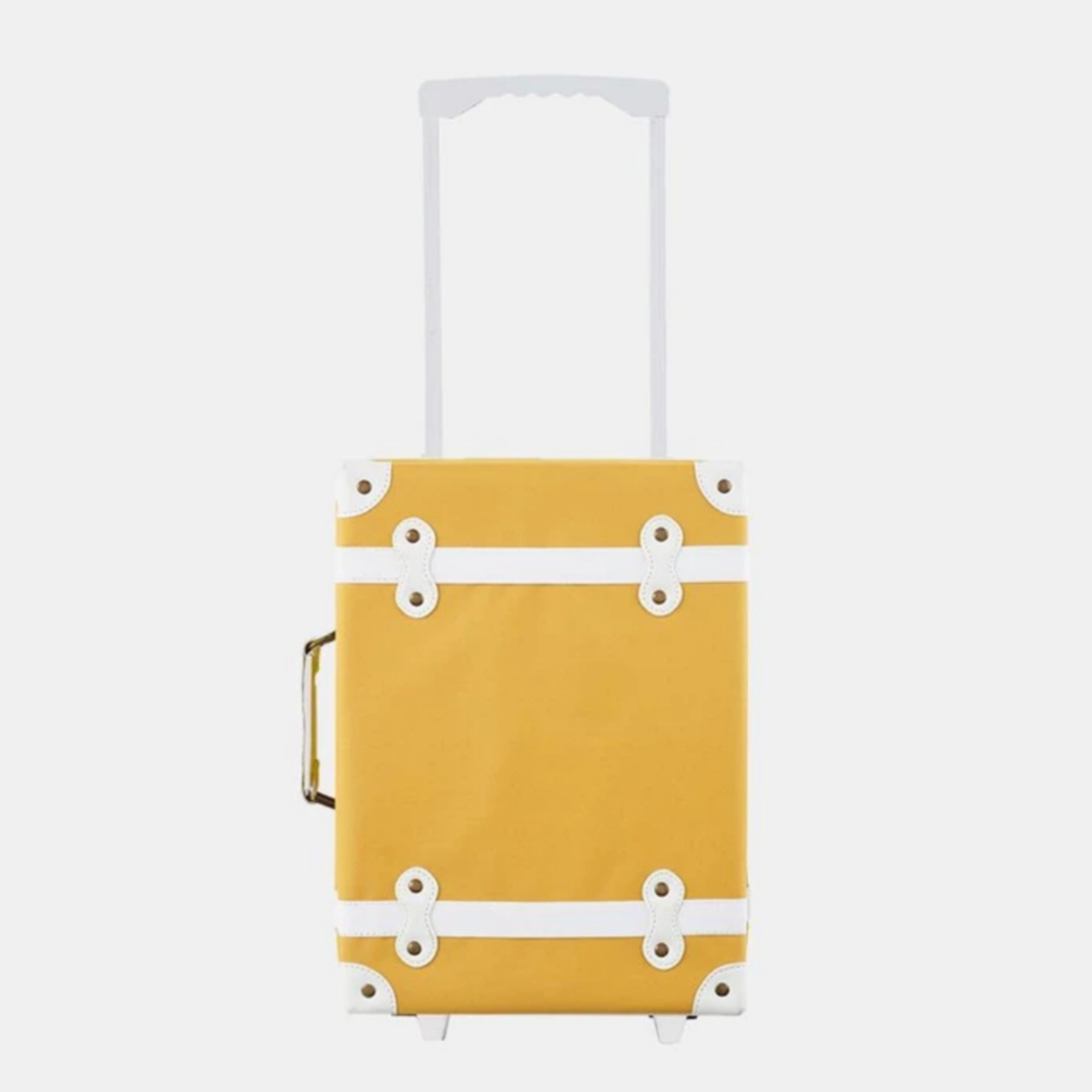See-Ya Suitcase -Mustard (in store pick-up or san francisco delivery only)