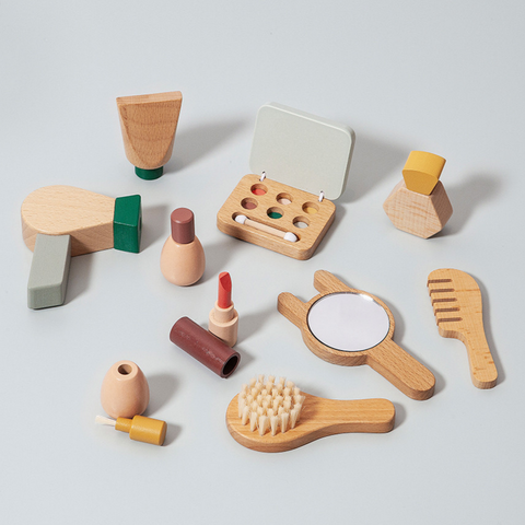 Wooden Make Up Set 3yrs+