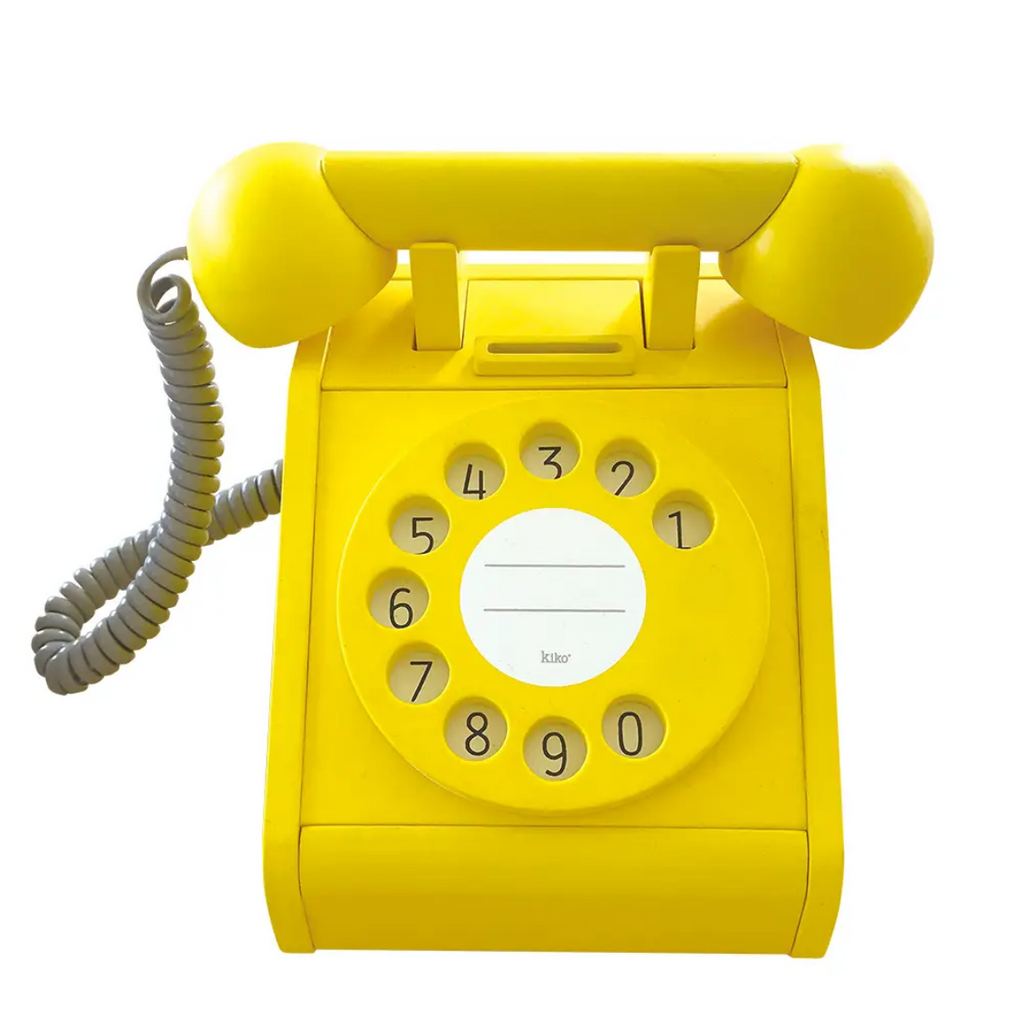 Yellow Play Phone