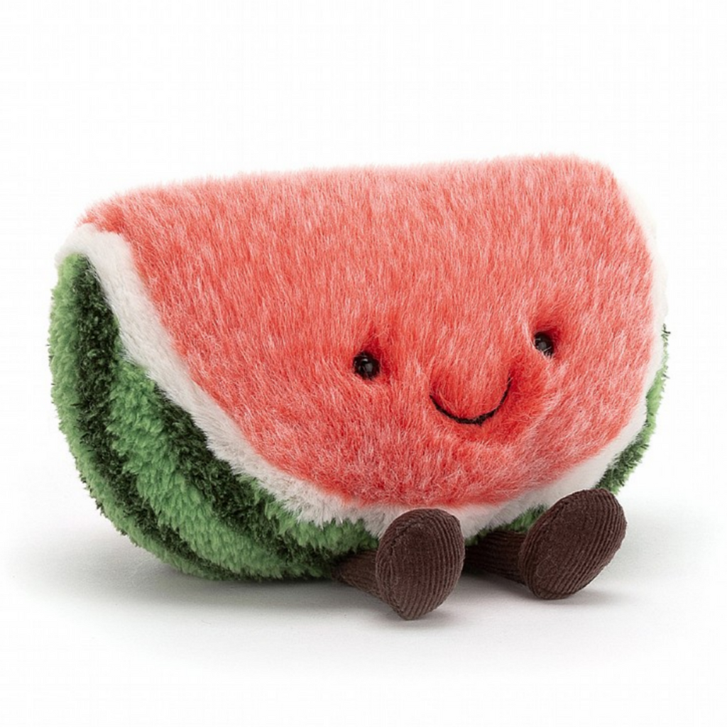 Jellycat Amuseable Watermelon -Small
