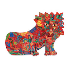Djeco: Puzz'art Lion-150pcs