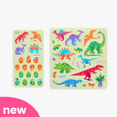 Play Again! Mini on-the-go Activity Kit & Game - Daring Dinos 3yrs+