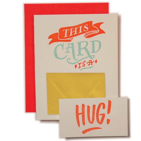 This Card is A Hug -Love/Empathy