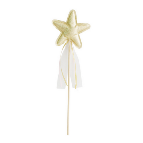 Amelie Gold Star Wand 3yrs+