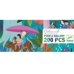 Djeco: Gallery Children's Walk Puzzle -200pcs