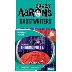 Cryptic Code Putty (ghostwriters) 8yrs+