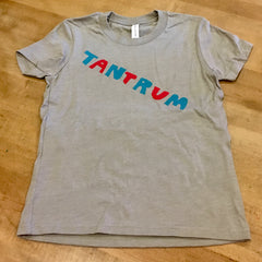 Tantrum Short Sleeve Kids T-shirt