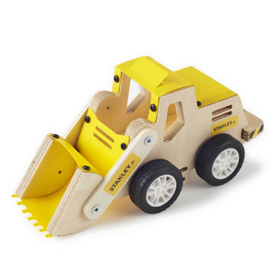 Stanley Jr. DIY Front Loader Kit