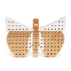 Wooden Cross Stitch Butterfly