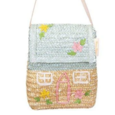 Cottage Straw Bag