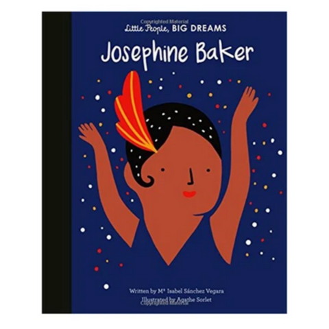Little People Big Dreams: Josephine Baker