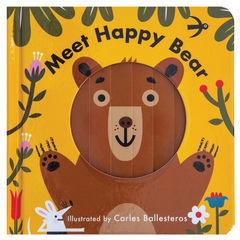 Meet Happy Bear
