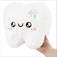 Mini Squishable Tooth with Tooth Fairy Pocket