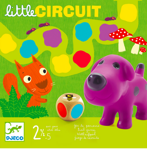 Little Circuit Game 2-5yrs